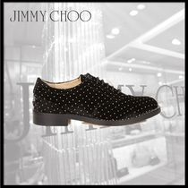Jimmy Choo Dots Leather Shoes