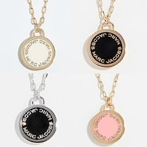 MARC JACOBS Casual Style Unisex Street Style Brass Necklaces & Pendants