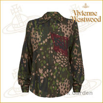 Vivienne Westwood Camouflage Shirts & Blouses