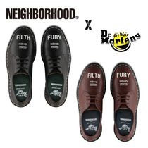 Dr Martens Collab! Dr Martens x Neighborhood 1461 Boots *Made in UK*