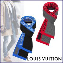 Louis Vuitton Bi-color Scarves