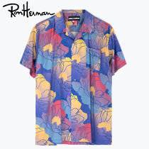 Ron Herman Flower Patterns Tropical Patterns Unisex Cotton