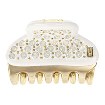Alexandre de Paris Barettes Handmade With Jewels Elegant Style Clips