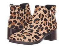 Cole Haan Leopard Patterns Casual Style Spawn Skin