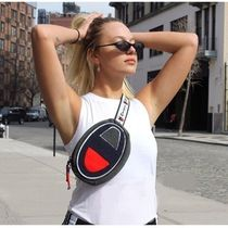 CHAMPION Casual Style Unisex Street Style Crossbody Shoulder Bags