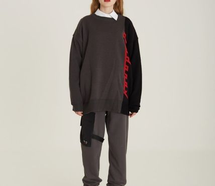 DBYDGNAK Knits & Sweaters Unisex Street Style Knits & Sweaters 4