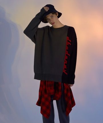 DBYDGNAK Knits & Sweaters Unisex Street Style Knits & Sweaters 6