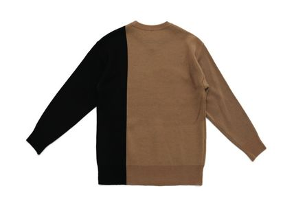 DBYDGNAK Knits & Sweaters Unisex Street Style Knits & Sweaters 10