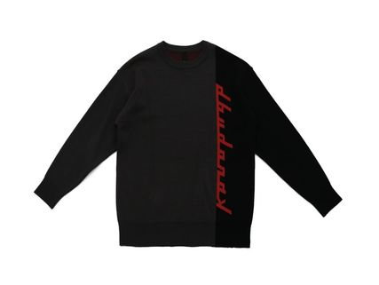 DBYDGNAK Knits & Sweaters Unisex Street Style Knits & Sweaters 12