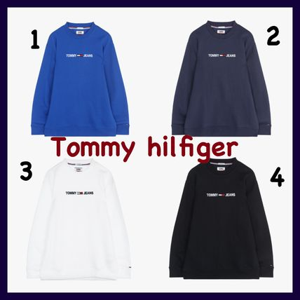 Tommy Hilfiger Sweatshirts Crew Neck Long Sleeves Sweatshirts