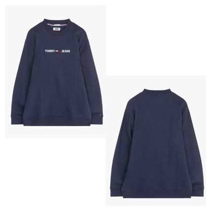 Tommy Hilfiger Sweatshirts Crew Neck Long Sleeves Sweatshirts 3