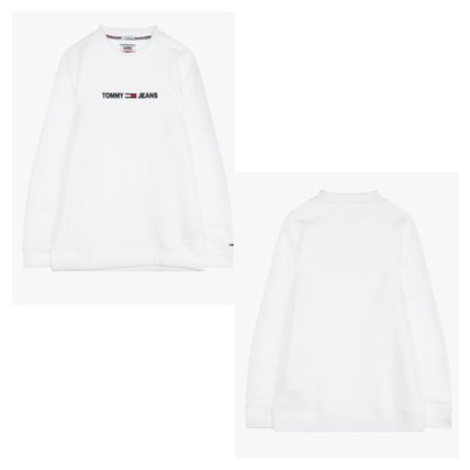 Tommy Hilfiger Sweatshirts Crew Neck Long Sleeves Sweatshirts 4
