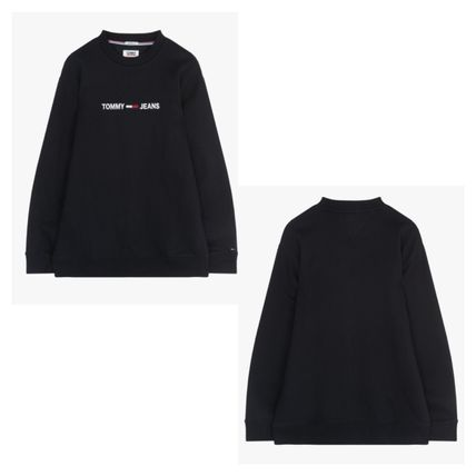 Tommy Hilfiger Sweatshirts Crew Neck Long Sleeves Sweatshirts 5