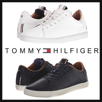 0a0febe8f1a244 Tommy Hilfiger Faux Fur Plain U Tips Sneakers by me-imii - BUYMA