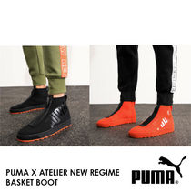3896044308f PUMA Street Style Collaboration Sneakers