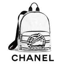 CHANEL Casual Style Backpacks