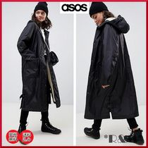 ASOS Casual Style Blended Fabrics Street Style Long Coats