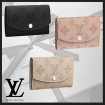 Louis Vuitton MAHINA Monogram Leather Coin Purses
