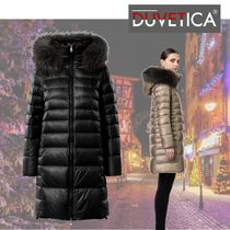 DUVETICA Plain Medium Down Jackets
