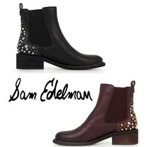 Sam Edelman Casual Style Leather Ankle & Booties Boots