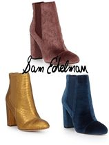 Sam Edelman Casual Style Ankle & Booties Boots