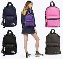 MARC JACOBS Casual Style Plain PVC Clothing Backpacks