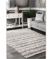 Plain Fringes Ethnic Carpets & Rugs