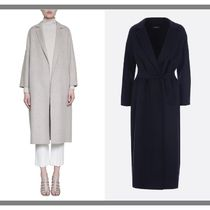 MaxMara Wool Long Coats