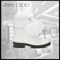 Jimmy Choo Leather Boots Boots