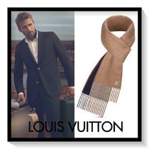 Louis Vuitton Stripes Cashmere Scarves