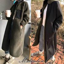 Casual Style Long Outerwear
