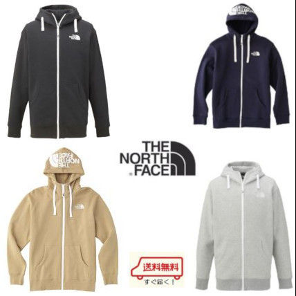 THE NORTH FACE Hoodies Unisex Long Sleeves Plain Cotton Hoodies