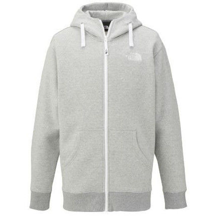 THE NORTH FACE Hoodies Unisex Long Sleeves Plain Cotton Hoodies 10