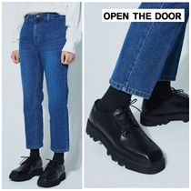OPEN THE DOOR Oxfords