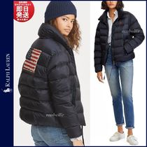 Ralph Lauren Short Down Jackets
