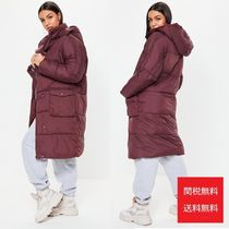 Missguided Long Down Jackets