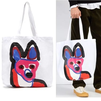 Unisex Cambus A4 Other Animal Patterns Totes