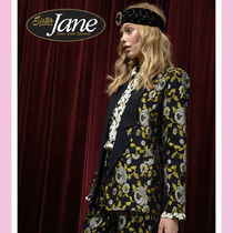 Sister Jane Flower Patterns Medium Party Style Jackets