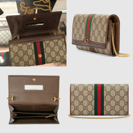 baf866ad357 GUCCI Ophidia 2019 SS Monogram Canvas Long Wallets (546592 96IWS ...