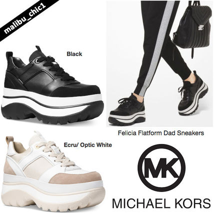 325b5145402c Michael Kors 2018-19AW Low-Top Sneakers by malibu chic1 - BUYMA