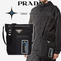 PRADA Nylon 2WAY Messenger & Shoulder Bags