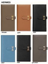 HERMES Bearn Long Wallets
