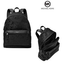 Michael Kors Flower Patterns Nylon 2WAY Backpacks