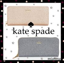 kate spade new york Special Edition PVC Clothing Long Wallets
