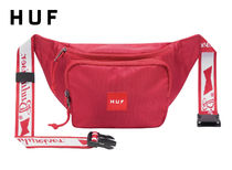 HUF Street Style Collaboration Hip Packs