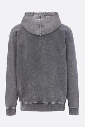 Saint Laurent Hoodies Pullovers Street Style Long Sleeves Plain Cotton Hoodies 3