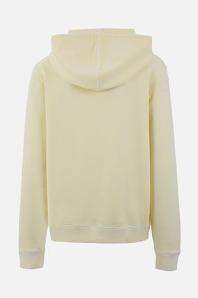 Saint Laurent Hoodies Pullovers Street Style Long Sleeves Plain Cotton Hoodies 6