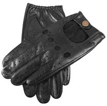 DENTS Plain Leather Leather & Faux Leather Gloves