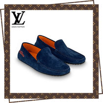 Louis Vuitton Moccasin Plain Loafers & Slip-ons