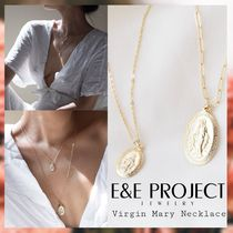 E and E PROJECT Chain 14K Gold Fine